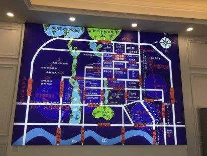 祥和盛城交通图