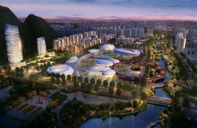 南宁空港,复制上海虹桥机场神话
