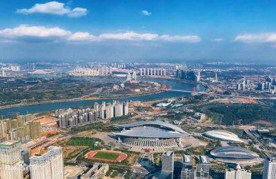 南宁第二个五象新区,空港新区将会腾飞