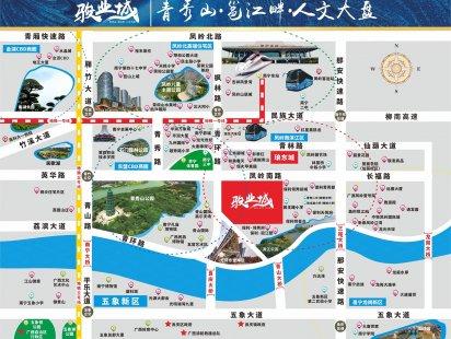 骏业城交通图 (1)