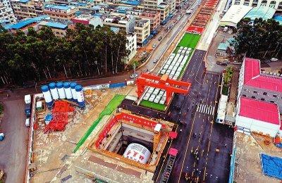 """南崇铁路计划2022年通车 未来市民可打""""动的""""去机场和崇左"""