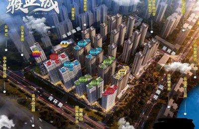 南宁安置房骏业城楼盘周边发展规划