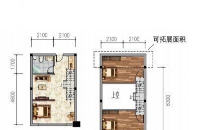 南宁青秀山对面现房,仅6字头可入住凤岭南富人区