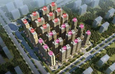 超值!开发商清盘特惠3688元/m²·南宁安置房邕州小镇